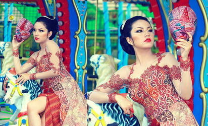 Daning by affotography