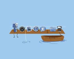 Mac Dock by Supaslim