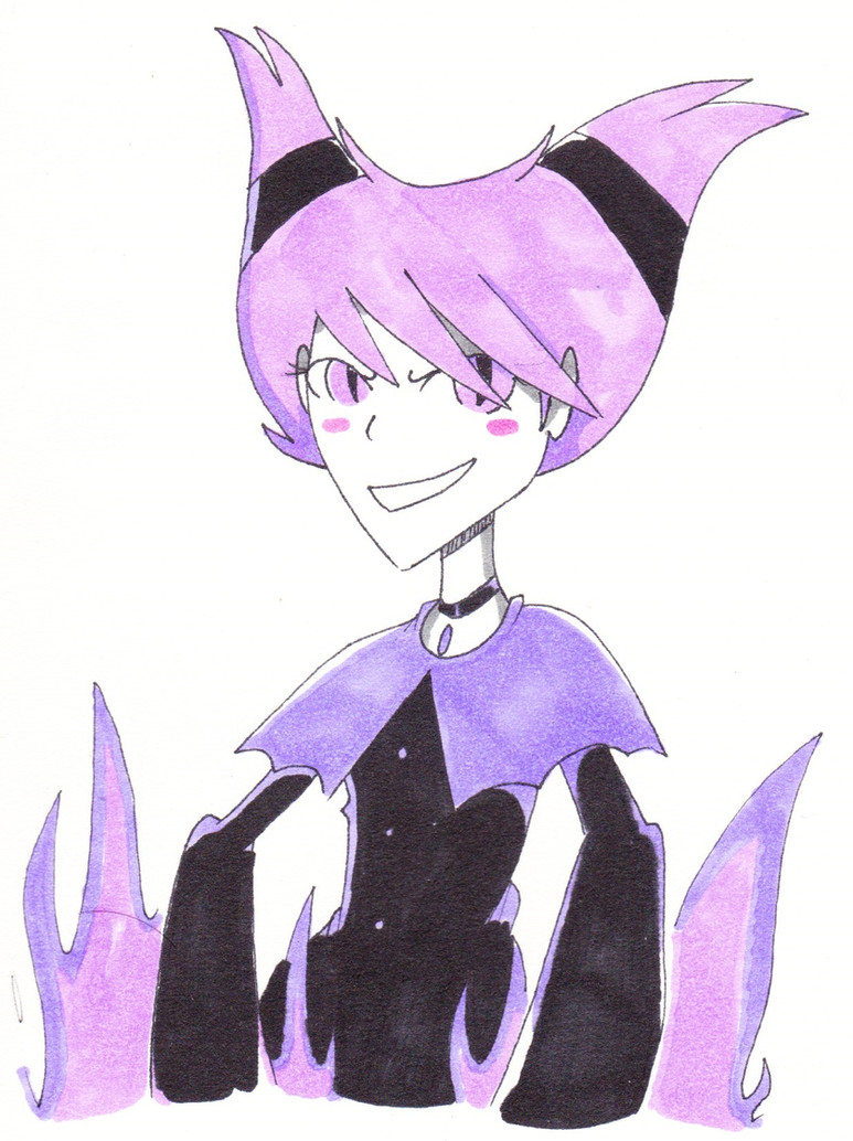 Jinx by SapphireLiz