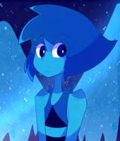 Lapizza Lazuli by SapphireLiz