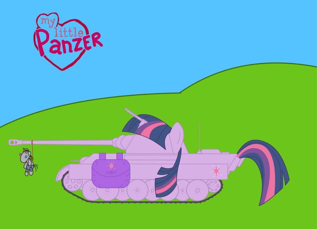 My little panzer twilight sparkle majorblack - My little jardin ...