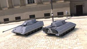 PzKpfw K50 redesigned