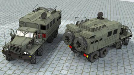 SeAZ-4506 Comm. vehicle