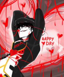 KING OF HEARTS - HAPPY V DAY 2019 by FongPay
