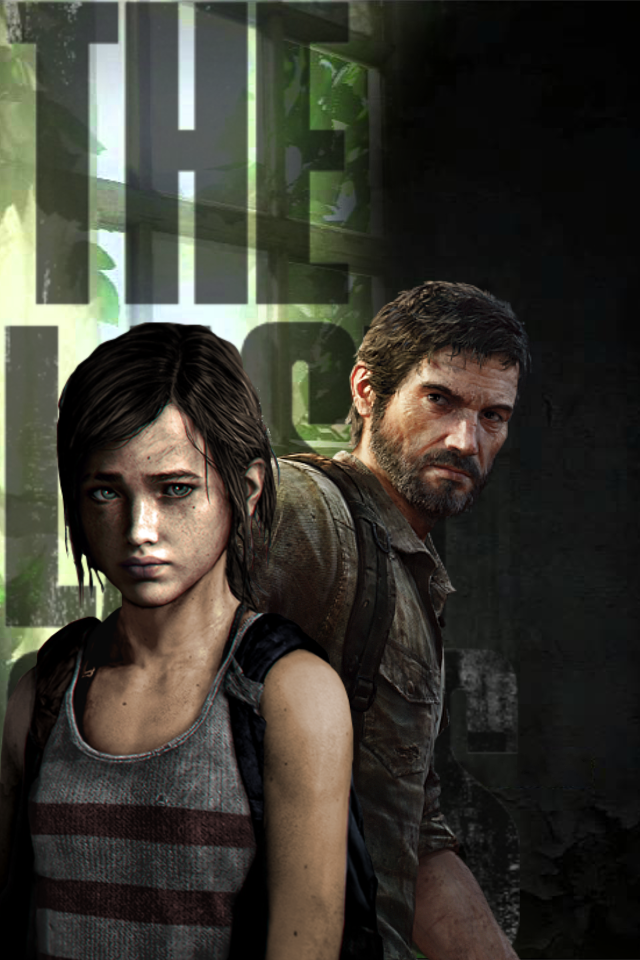 The Last of Us Mobile Wallpaper 640x960 by Repilc