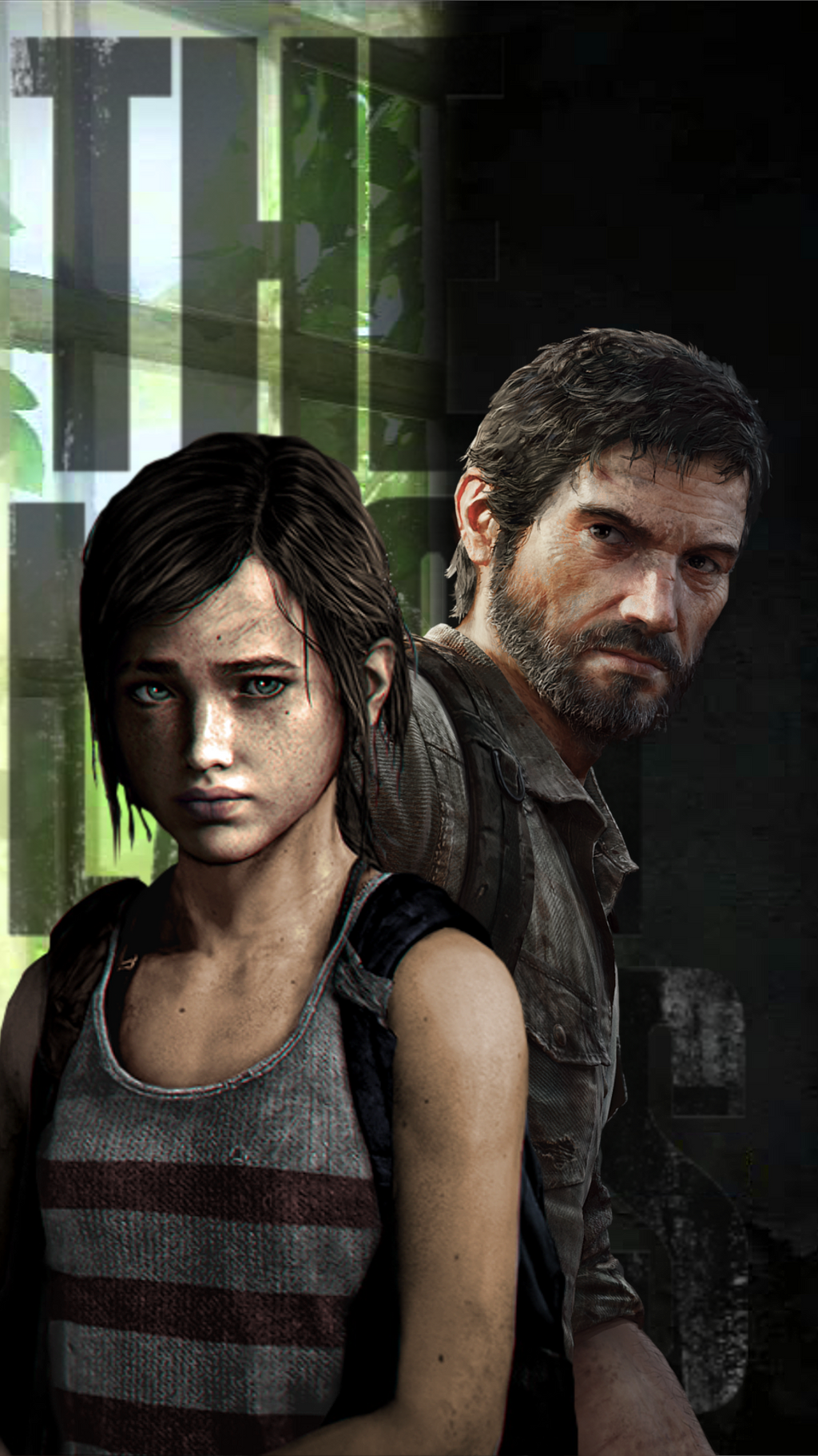 The Last of Us Mobile Wallpaper 1080x1920 by Repilc on ...