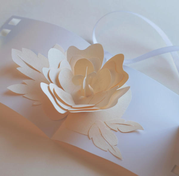beautiful tender pop up card by elmiko