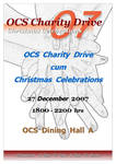 Charity Drive Poster 1