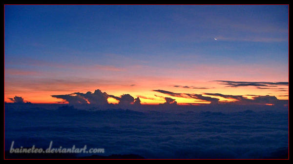 Yet Another Sunrise.