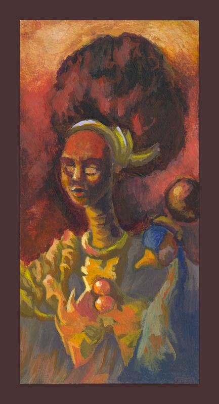 Anyanwu, Eye of the Sun by Odyism