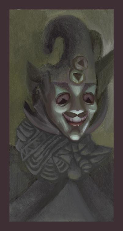 Ekwensu, The Trickster by Odyism