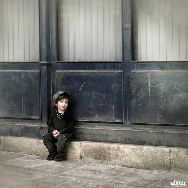 THE KID by EmmanuelVASSAL