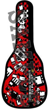 8 bit design red version