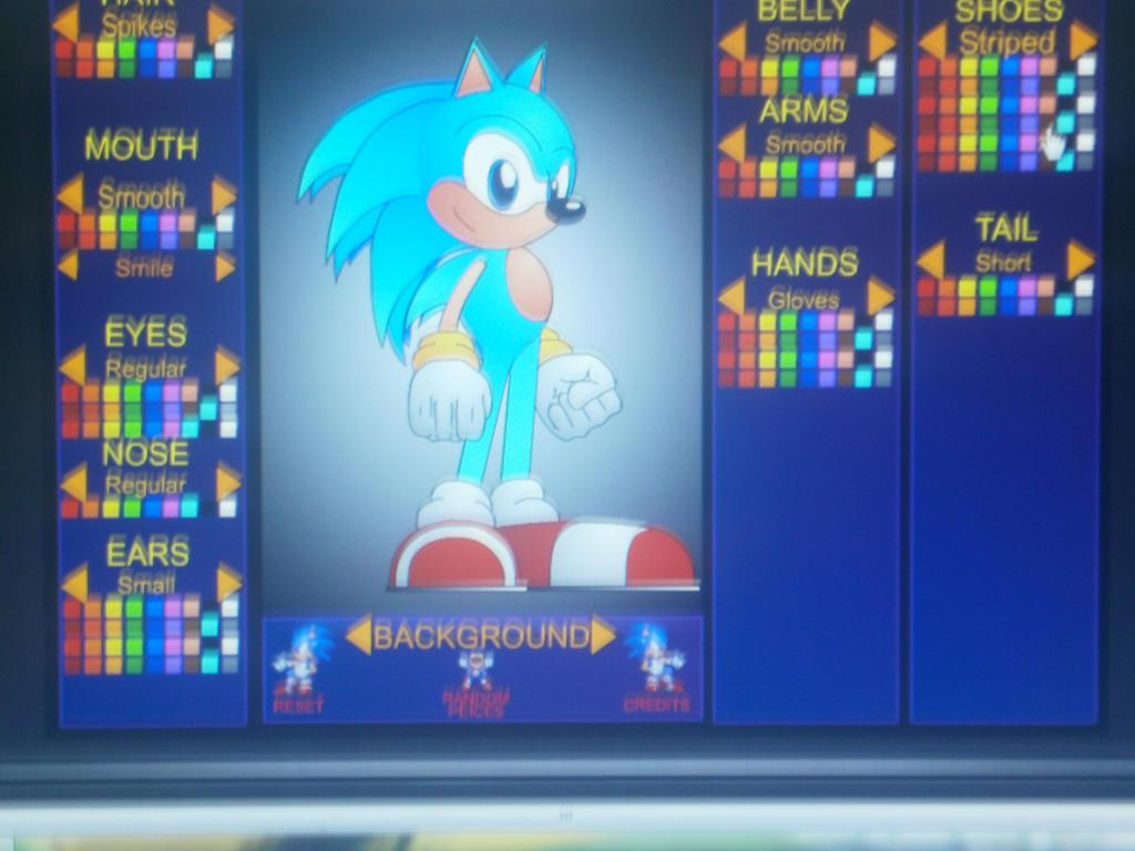 Sonic jr. by zane4321