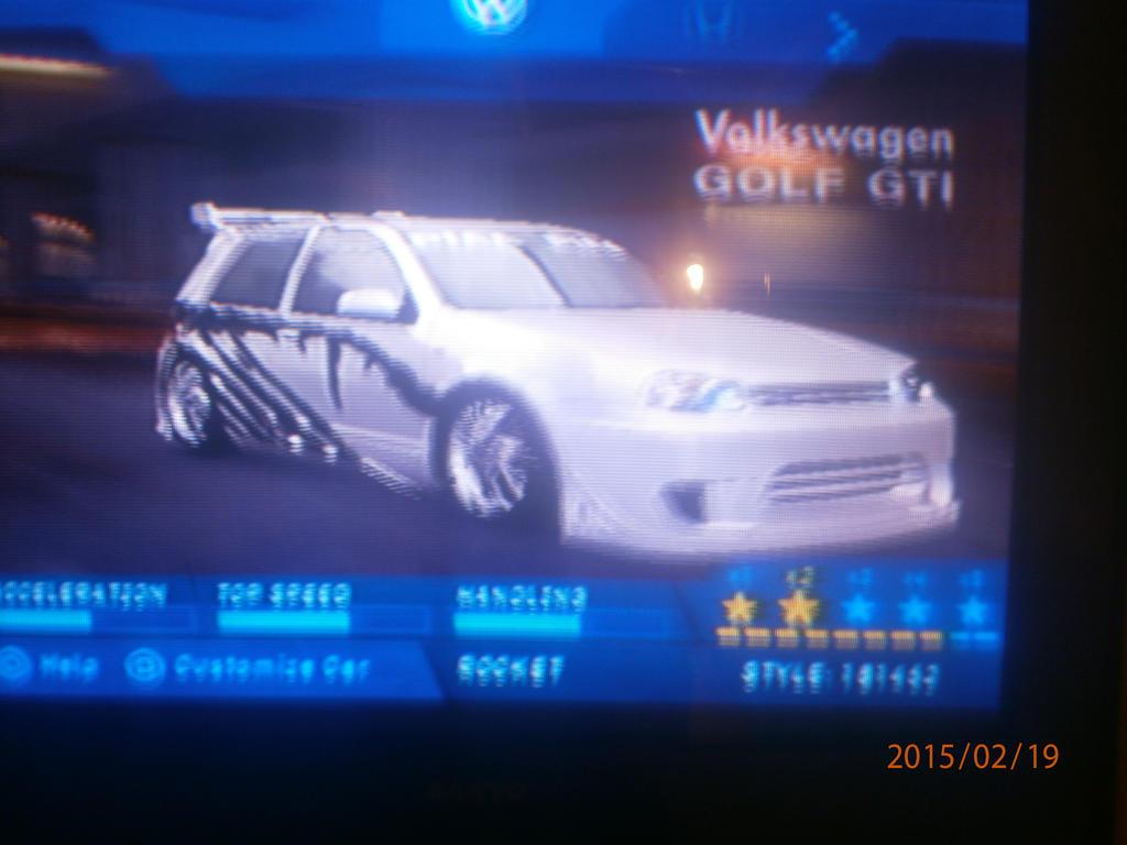 DJ's wolkswagen Golf GTI by zane4321