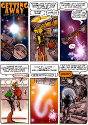 GETTING AWAY - PAGE 1