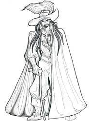 Jedahl The Pirate