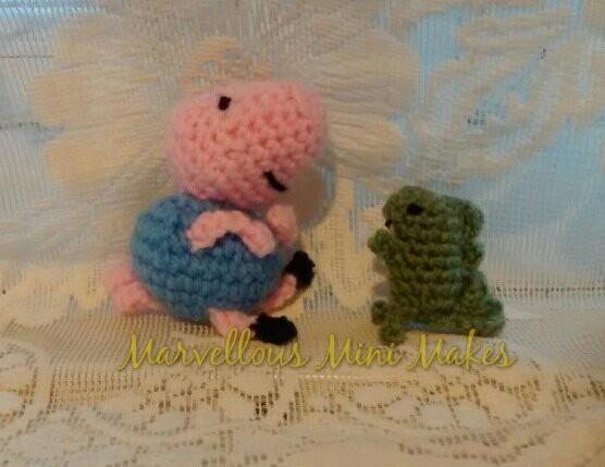 Amigurumi Peppa Pig Read Description Peppa Pig Crochet Pattern PDF ... | 429x556