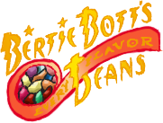 Bertie Bott's logo by eberlins