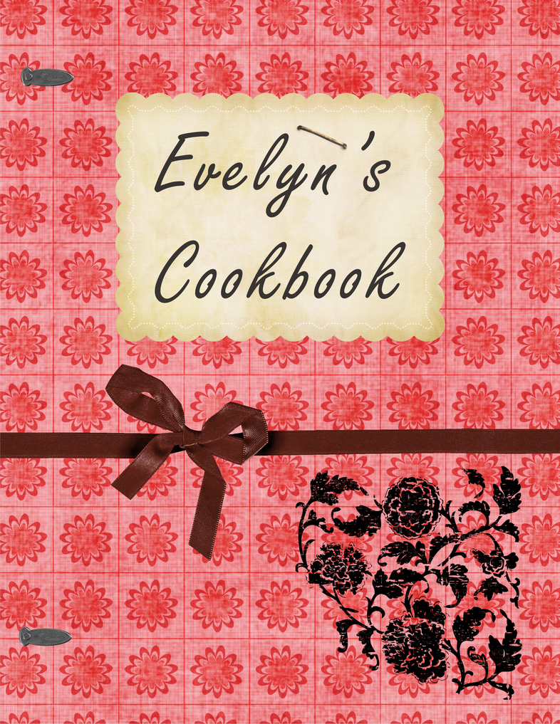 Cookbook Covers Ideas : Cookbook cover by eberlins on deviantart
