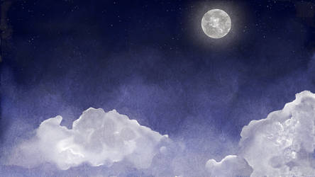 Mooning by BloodyVagina