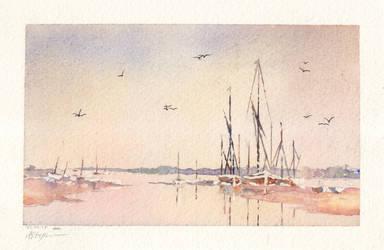 Boats by BloodyVagina