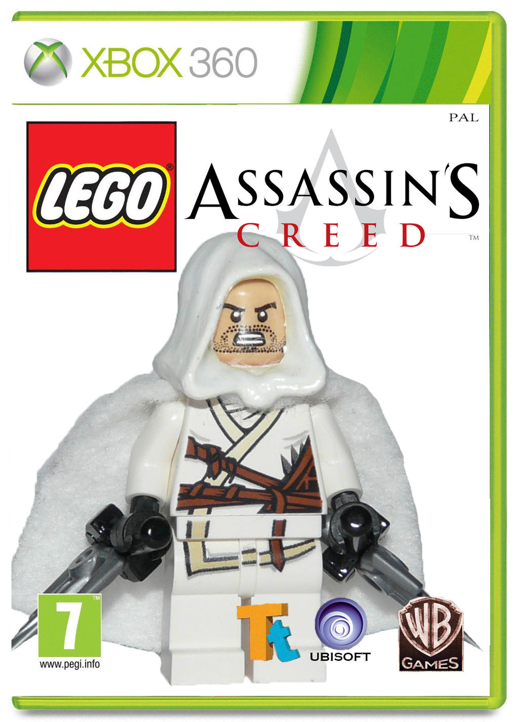 Lego Assassin S Creed The Game By Serahkyu77 On Deviantart