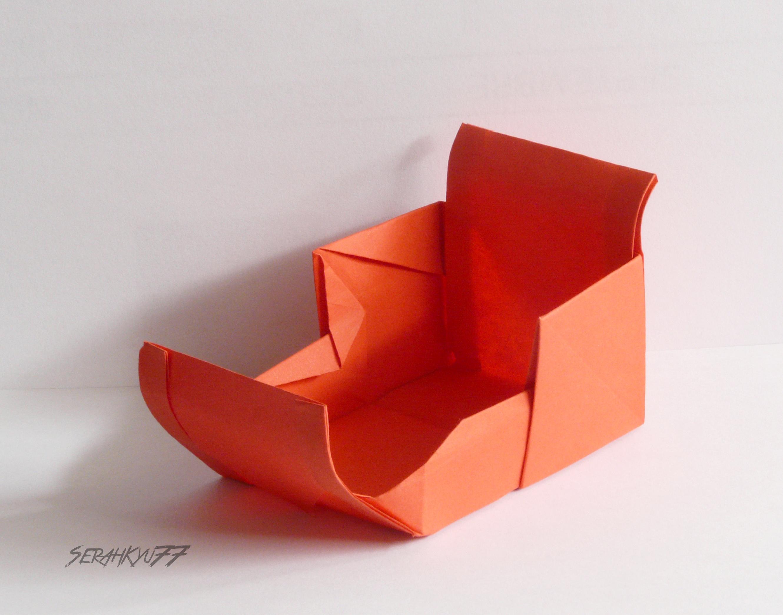 How to Make a Cute Origami Santa | 2088x2660