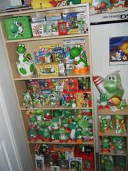 yoshi shelf