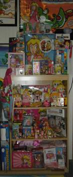 my princess peach collection