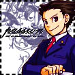 Phoenix Wright: PW Avatar by xbbyxitsxOctoberx
