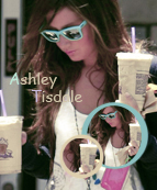 Ashley Tisdale Avatar by msm297