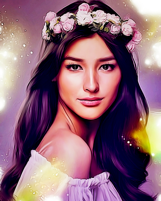 Liza Soberano by GamerPabs