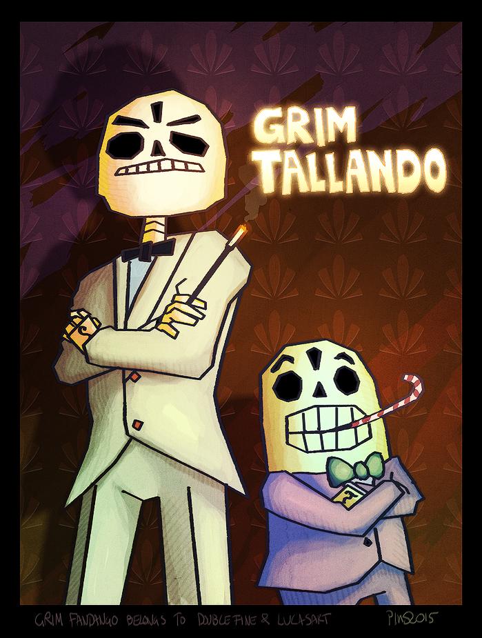 Grim Tallando by ThePins