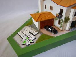GtaV Michael's Mansion