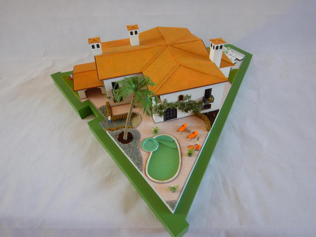GtaV Michael's Mansion by Arianm007