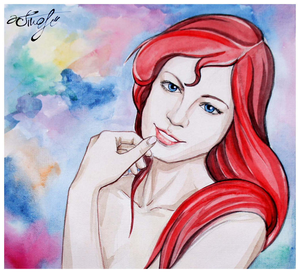 Ariel by TioUsui