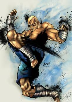 Street Fighter 4: Sagat