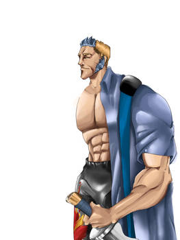 WIP: Swordsman