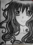Anime Drawing Attempt