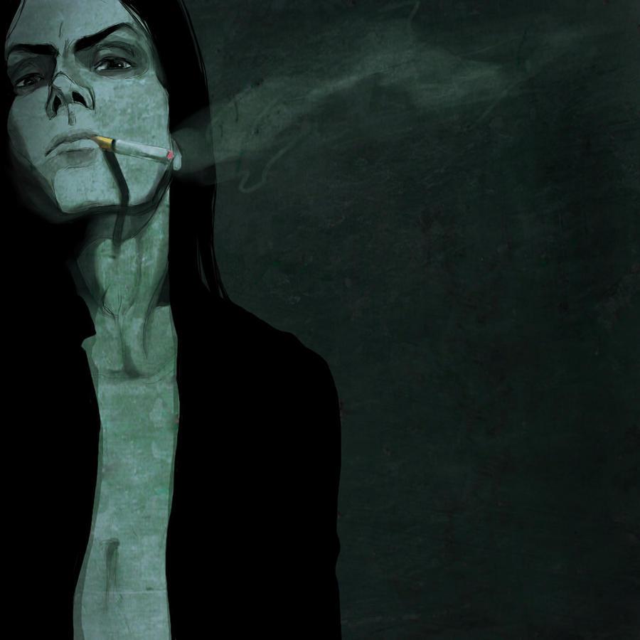 snape-death-eater by baronsabbath