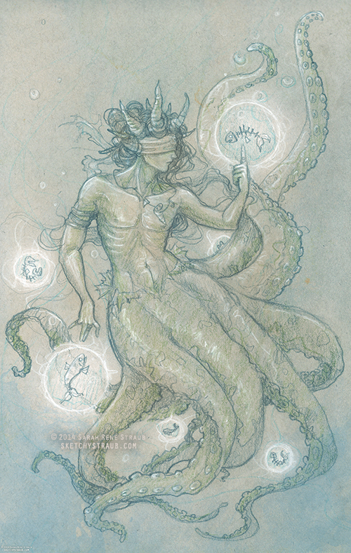 Lord Typhon by SarahRStraub