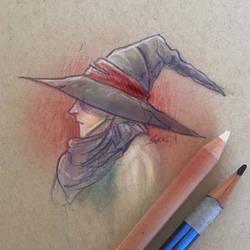 Nimbus Maelstrom -colorized sketch-