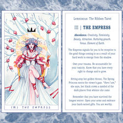 Lemniscus Tarot - The Empress