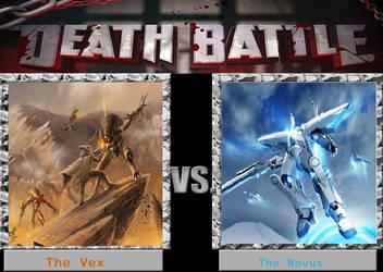 The Vex vs The Novus by ShadowoftheHive