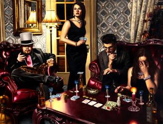 Poker by InsAnnaty