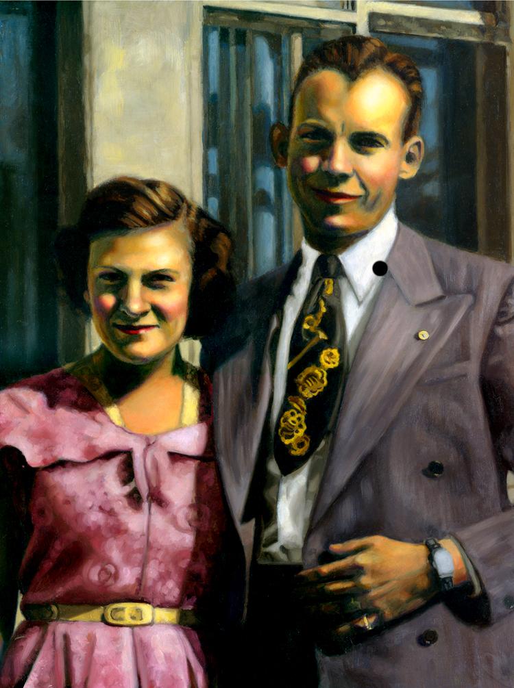 My Grandparents by InsAnnaty