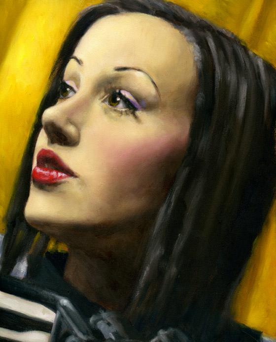 Amber Marie.. A study by InsAnnaty