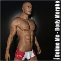 Define Me - Body Morphs for G8M... OUT NOW!!! by Kaos3d