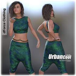 Sneak Peek - Urban Cool for Genesis 8 Female by Kaos3d
